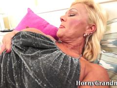 Older hotties and sultry MILFs in raw XXX action