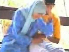 America from 1fuckdatecom - Hijab and fuking