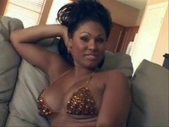 Doll African American Tranny