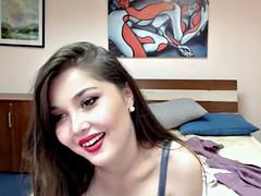 hot latina mega tease cam sex show