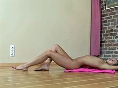 nude exercise
