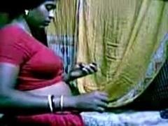 Indisch, Hausmädchen