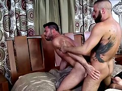 interviewed gay hairy mature and fucked