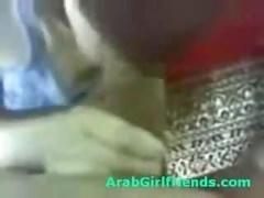 Arabe, Grosse bite, Queue, Grosse, Femelle, Pov