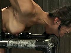 bondage scene with the sexy asian slut tia ling