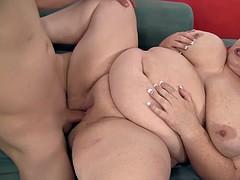 Mooie dikke vrouwen, Hardcore, Slet