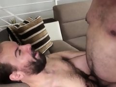 Cocksucking bear analfucking chubby bear