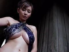 ANRI Oiled Up Asian Babe
