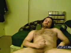 suave amateur masturbating