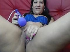 Amateur, Lencería, Masturbación, Maduro, Camara web