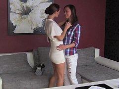 Lesbian Victoria in casting