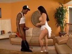 Aroused Latina Milf