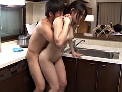 Любители, Кончили внутрь, Секс без цензуры, Японки, Милф