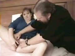 hubby eating genital cumshot