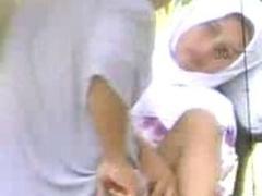 malay couple make love on motorcycle seat