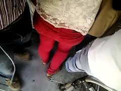 Encoxada 207 slinky mum Melynda from 1fuckdatecom