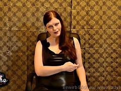Von Domina zum Cuckold erzogen - Femdom Worship Mistress