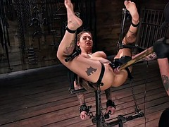 Punished And Pleasured