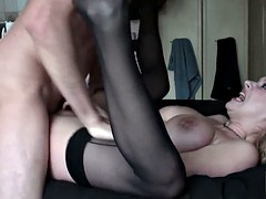 British bdsm sub assfucked before cuminmouth