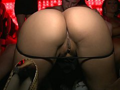 Orgy in the VIP style