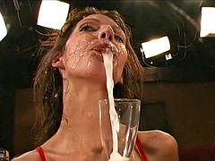 viktoria loves man jizz