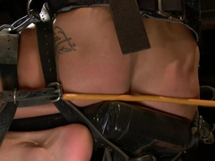 FLOOD: Submissive Women Bound in Metal and Made to Squirt