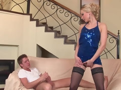 Russian Tantalizing Mature Analized On The Stair - dulsineya