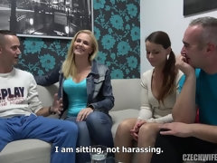 Czech Wife Swap 3 part 2