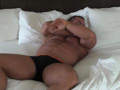 Chaz Ryan Muscle Worship