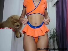 Bondage domination sadisme masochisme, Pom pom girl, Webcam