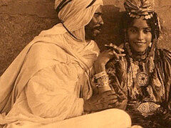 Taboo vintage Films presents 'A Night In A Moorish Harem, by Lord George Herbert, Chapter 9, The Captain's Third Story'