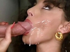 She Loves To Swallow