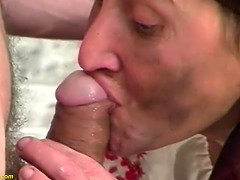Sucer une bite, Tir de sperme, Faciale, Poilue, Hard, Hd, Chatte, Laide